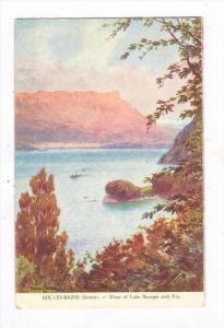 AIX-LES-BAINS (Savoie) , France , 00-10s Lake Bourget and Aix