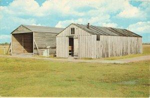 Postcard Reconstructed Camp Building Kill Devil Hills North Carolina