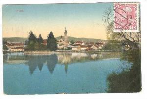 Písek , South Bohemian Region , Czech Republic ,PU-1911