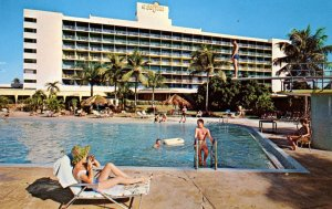 Puerto Rico - San Juan. El San Juan Hotel