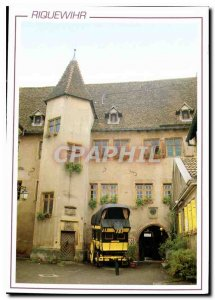 Modern Postcard Images of Alsace Roquewihr Ht Rhine Museum of History PTT Cha...