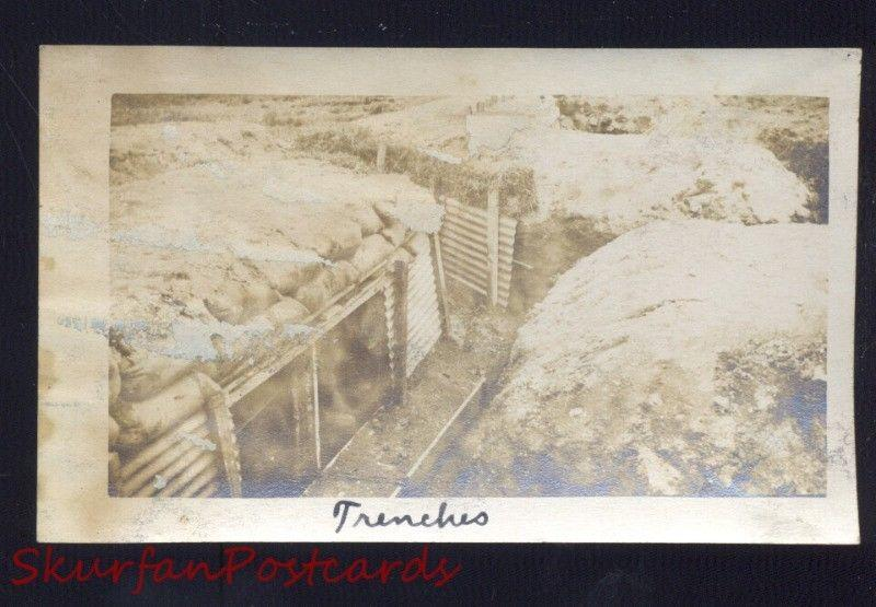 THE PHILIPPINES PHILIPPINE ISLANDS WWI BATTLE ACTION TRENCHES PHOTO PHOTOGRAPH