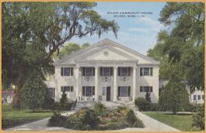 Biloxi, Miss., Biloxi Community House, on East Beach -