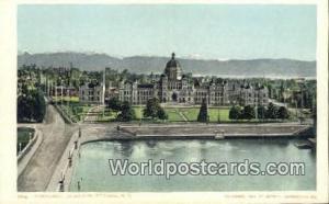 British Columbia, Canada Parliament Buildings Victoria  Parliament Buildings