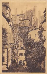 Hof, Burg Eltz, Germany, 1910-1920s