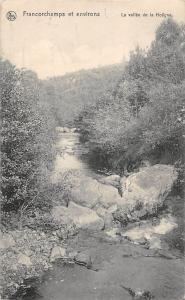 Belgium Francorchamps et environs, La vallee de la Hoegne 1913