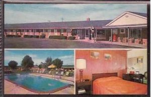 In Greenwood Wilsonian Motel