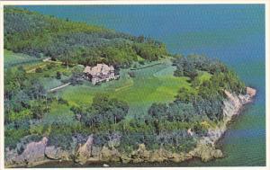 Canada Beinn Bhreagh Home of Alexander Graham Bell Baddeck Cape Breton Nova S...