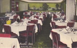 Rustic Inn, Blytheville, Arkansas, 1930-1940s