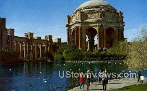 Palace of Fine Arts - San Francisco, CA