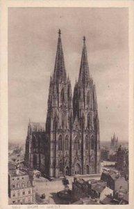 Germany Koeln Dom Westseite