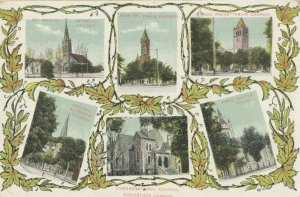 WOODSTOCK , Ontario , 1900-10s ; Congregational Churches