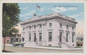 Wisconsin Janesville Post Office