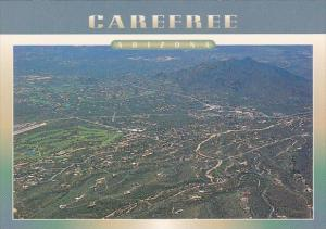 Carefree Offiers Opportunities To View The Natural Scenery Of Desert Plant An...