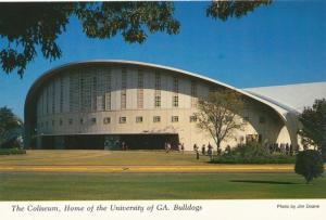 The Coliseum Home of Georgia Bulldogs Basketball - Athens GA, Georgia