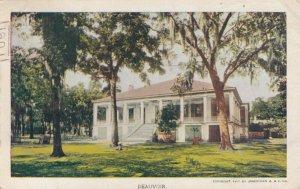 NORFOLK, Virginia , PU-1907 ; Beavoir at the Jamestown Exposition