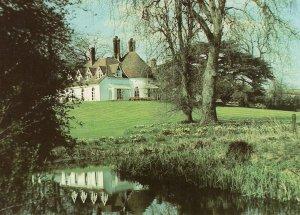 Houghton Lodge Stockbridge Hampshire Gardens Launch Invitation Postcard