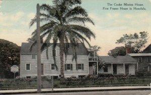 HONOLULU , Hawaii , 1911; Cooke Mission Home