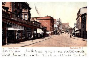 Rhode Island  Pawtucket, East Avenue