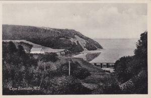 Scenic view,  Cape Blomidon,   N.S.,  Canada,  00-10s