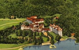 NH - Dixville Notch. The Balsams Resort