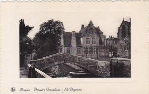 Derriere Gruuthuse- Le Doyenne, Bruges (West Flanders), Belgium, 1900-1910s