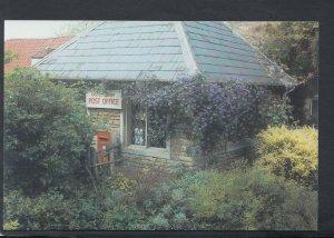 Northamptonshire Postcard - Castle Ashby Post Office   RR7562