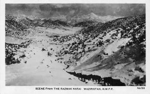 Pakistan Scene from The Razmak Narai Waziristan N.W.F.P.
