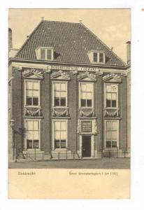 Dordrecht , Netherlands , 00-10s ; Gevel Grootekersplein