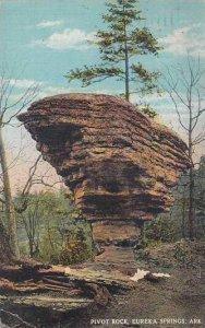 Arkansas Eureka Springs Pivot Rock 1937