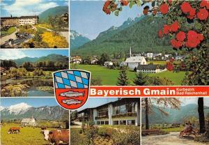 GG477 bayerisch gmain kurbezirk bad reichenhall  germany