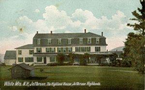 NH - Jefferson. The Highland House
