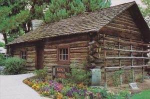 Sharlot Hall Museum Ranch House Prescott Arizona