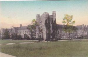North Carolina DurhamI The Union Building Duke University Albertype