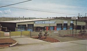 ADV: Carter GM's New Body Shop, BURNABY, British Columbia, Canada, 40-60's