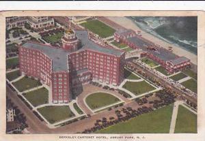 New Jersey Asbury Park Berkeley Carteret Hotel 1933