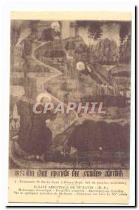 St Savin Old Postcard Abbey Church St Savin How has being Poucy asp done grea...