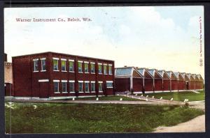 Warner Instrument Co,Beloit,WI