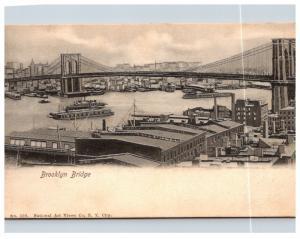 New York City , Brooklyn Bridge