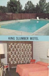King Slumber Motel , OTTAWA , Ontario , Canada , 50-60s