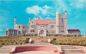 Glamorgan Castle Alliance Ohio OH Postcard