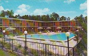 Florida Ormond Beach Davis Bros Motor Lodge &  Cafeteria