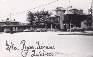 RP: Motel , Ste. Rose. Jemis , Quebec , Canada , 1930-40s