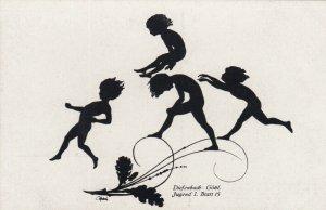 DIEFENBACH : Fantasy Silhouette , 00-10s ; Jugend 1. Blatt 15