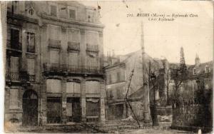 CPA REIMS (Marne) - Esplanade Ceres - Ceres Esplanade (245298)