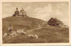 Czech Republic Kaple a Utulna na Radhosti 02.82