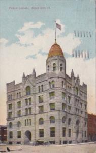 Iowa Sioux City Public Library 1907