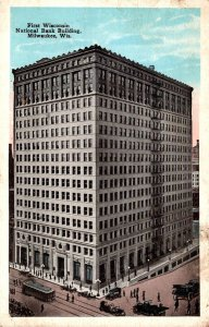 Wisconsin Milwaukee First Wisconsin National Bank Building