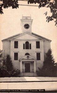 Massachusetts Somerset Village Federated Church