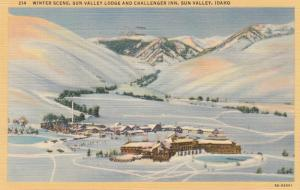 SUN VALLEY , Idaho , 30-40s ; Inns